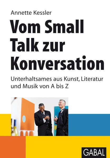 Vom Small Talk zur Konversation - Coverbild