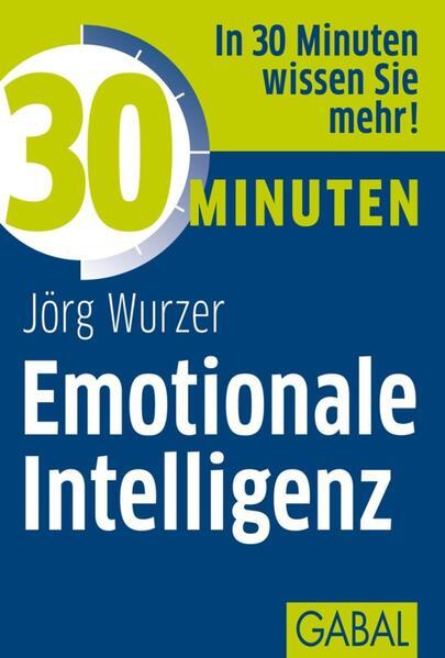 30 Minuten Emotionale Intelligenz - Coverbild