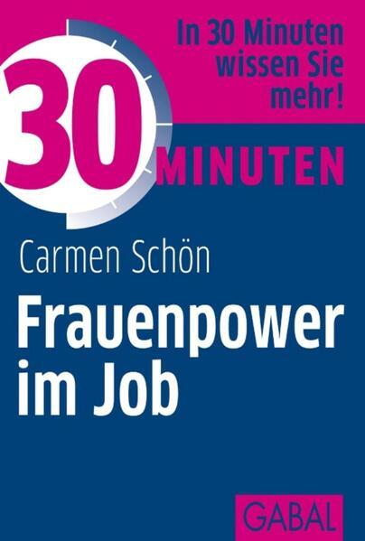 30 Minuten Frauenpower im Job - Coverbild