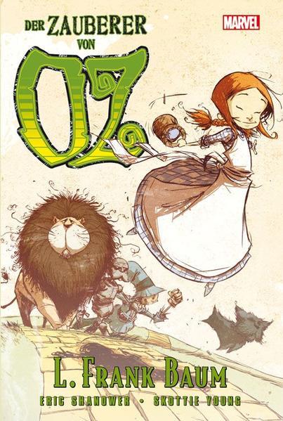 Der Zauberer von Oz - Coverbild