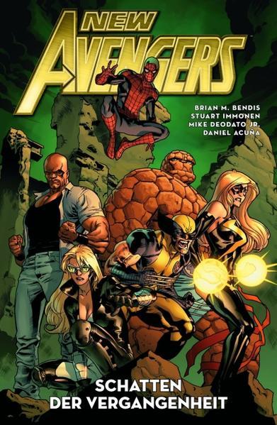 New Avengers - Coverbild