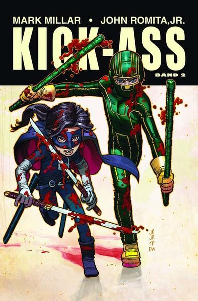 Kick-Ass 2 - Coverbild