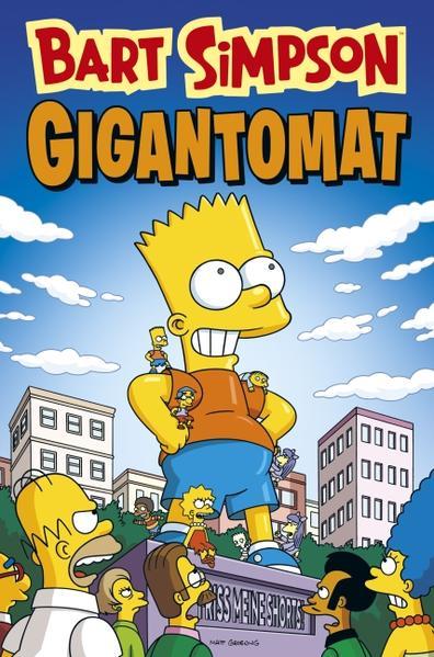 Bart Simpson Comic - Coverbild