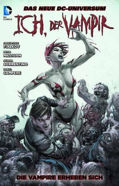 Ich, der Vampir - Coverbild
