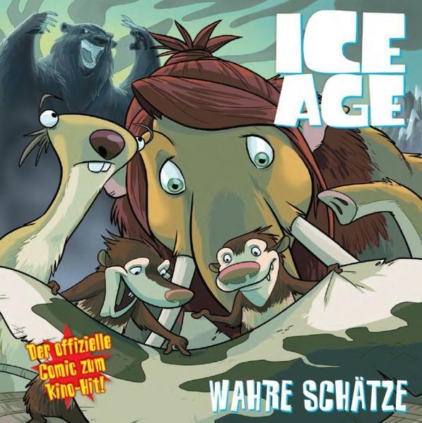 Ice Age Comic - Coverbild