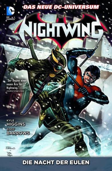 Nightwing - Coverbild