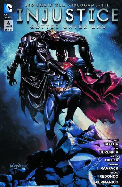 Injustice - Götter unter uns - Coverbild