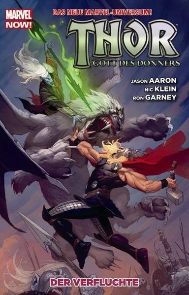 Thor - Gott des Donners - Coverbild