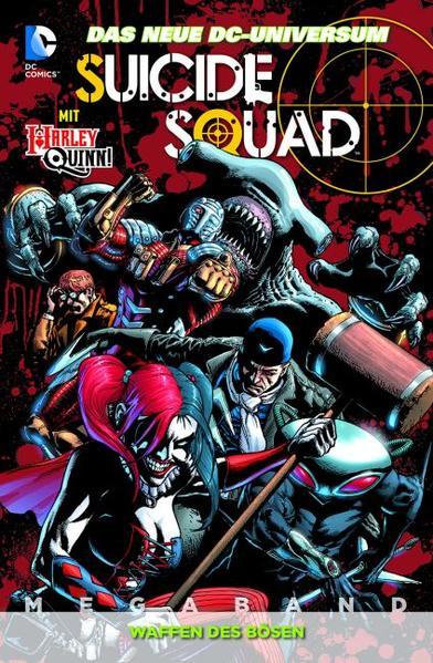 Suicide Squad - Coverbild
