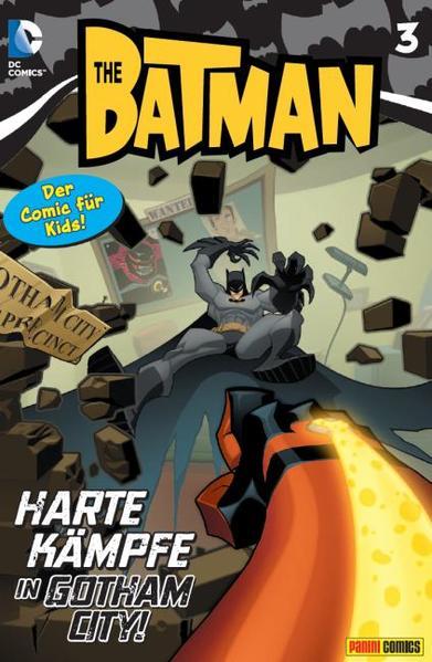 Batman TV-Comic - Coverbild