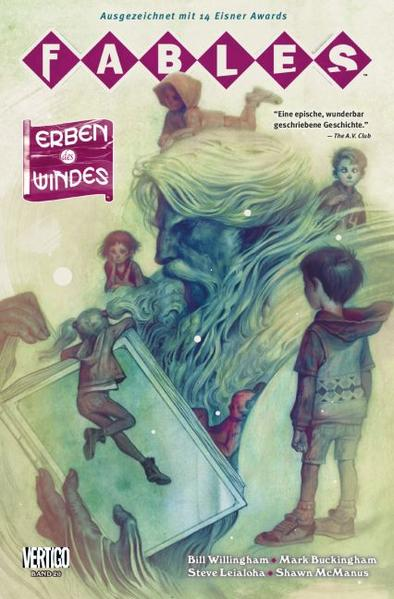 Fables - Coverbild