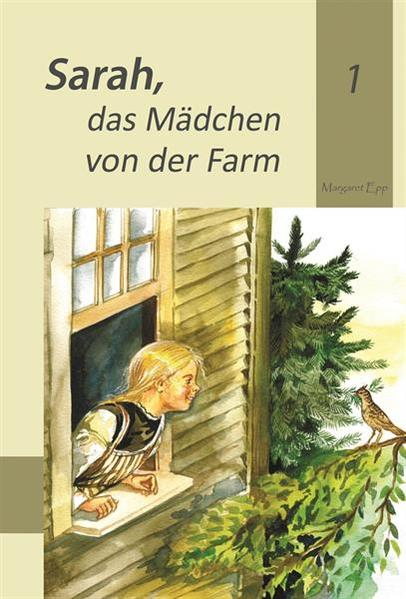Sarah, das Mädchen von der Farm - Coverbild
