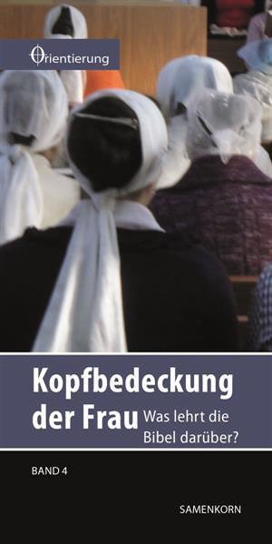 Kopfbedeckung der Frau - Coverbild