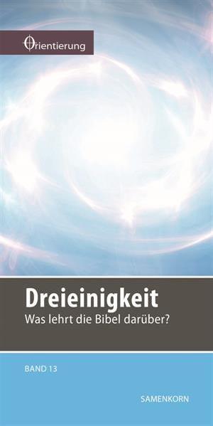 Dreieinigkeit - Coverbild