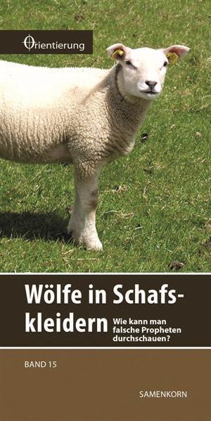 Wölfe in Schafskleidern - Coverbild