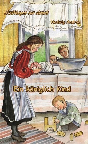 Ein königlich Kind - Coverbild