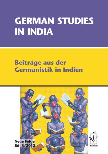 German Studies in India - Coverbild