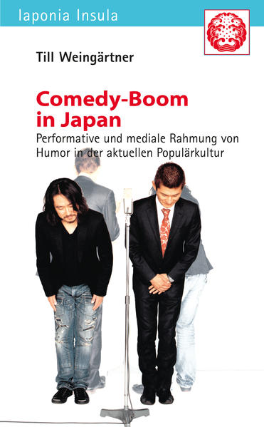 Comedy-Boom in Japan - Coverbild