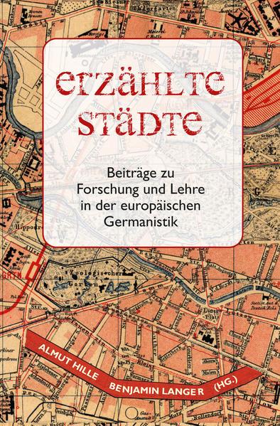 Erzählte Städte - Coverbild