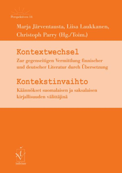 Kontextwechsel / Kontekstinvaihto - Coverbild