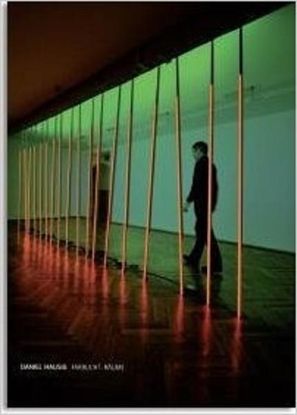 Daniel Hausig Farblicht-Räume - Coverbild
