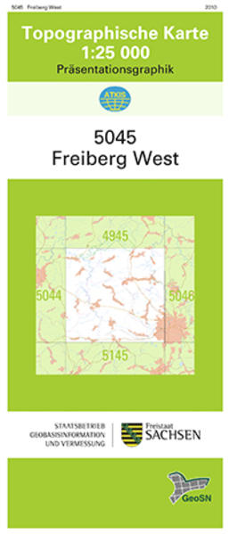 Freiberg West (5045) - Coverbild