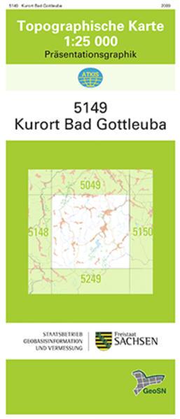 Kurort Bad Gottleuba (5149) - Coverbild