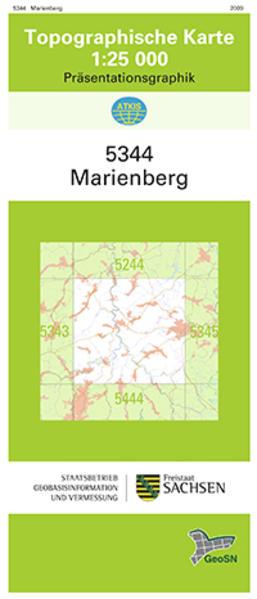 Marienberg (5344) - Coverbild