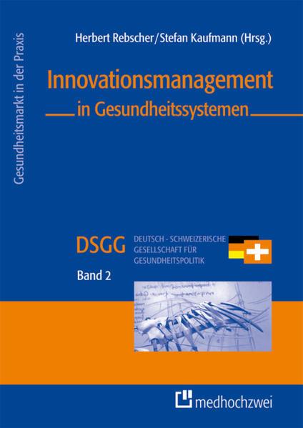Innovationsmanagement in Gesundheitssystemen - Coverbild