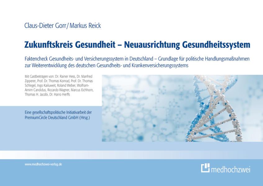 Zukunftskreis Gesundheit – Neuausrichtung Gesundheitssystem - Coverbild