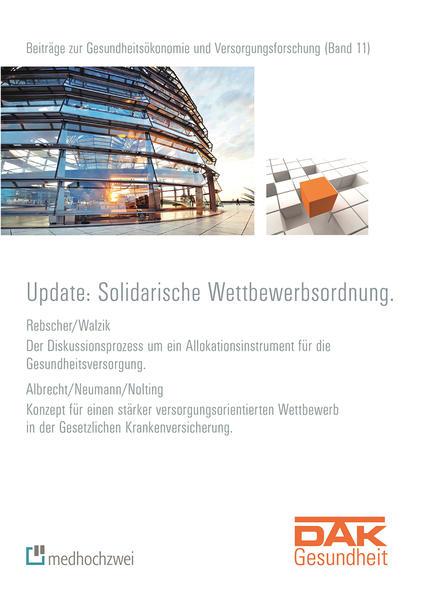 Update: Solidarische Wettbewerbsordnung - Coverbild