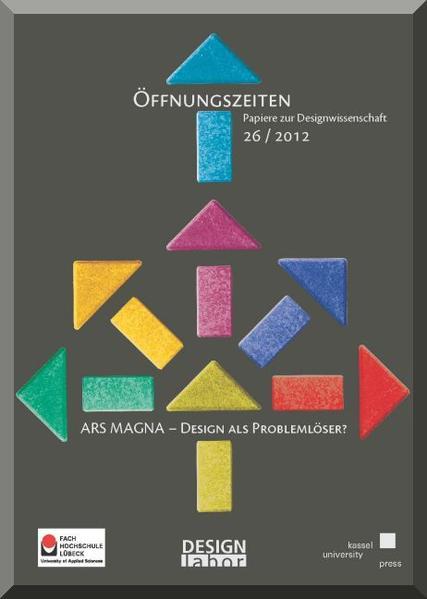 ARS MAGNA - Design als Problemlöser? - Coverbild
