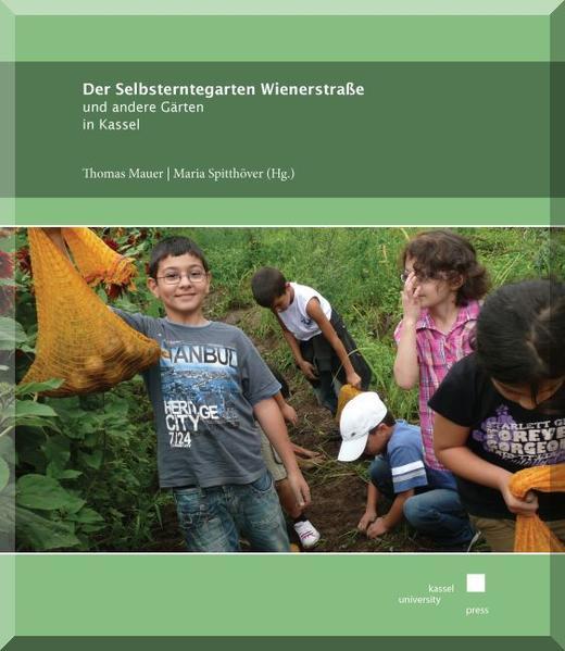 Der Selbsterntegarten Wiener Straße und andere Gärten in Kassel - Coverbild