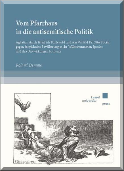 Vom Pfarrhaus in die antisemitische Politik - Coverbild