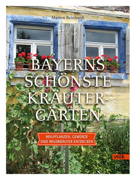 Bayerns schönste Kräutergärten - Coverbild