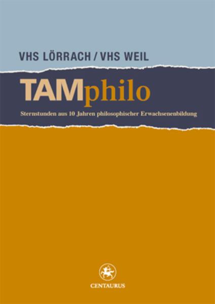 TAMphilo - Coverbild