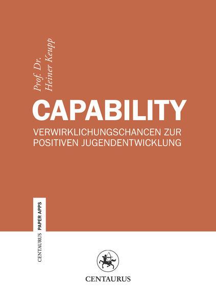 Capability - Coverbild