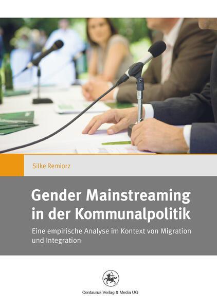 Gender Mainstreaming in der Kommunalpolitik - Coverbild
