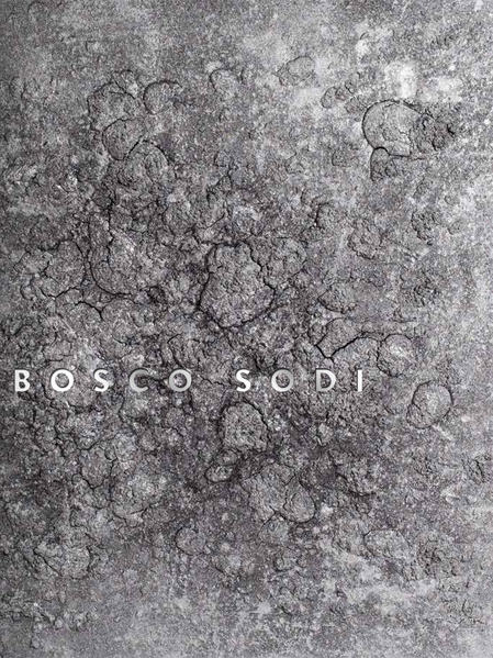 Bosco Sodi - Coverbild