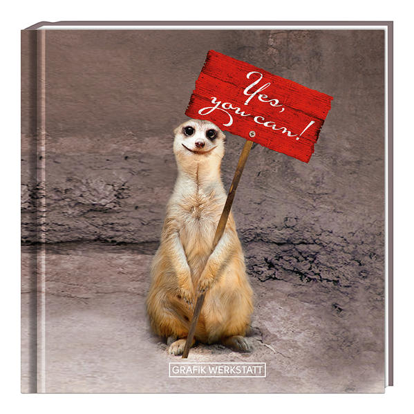 Yes, you can! - Coverbild