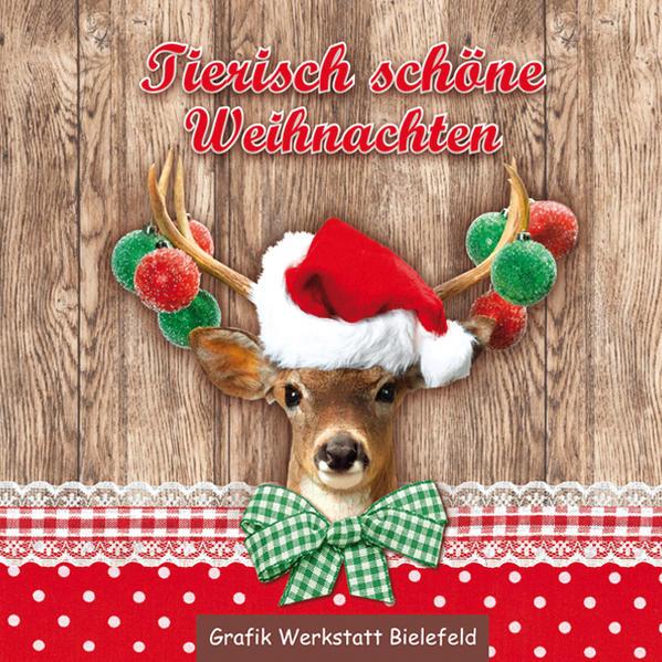 Tierisch schöne Weihnachten - Coverbild