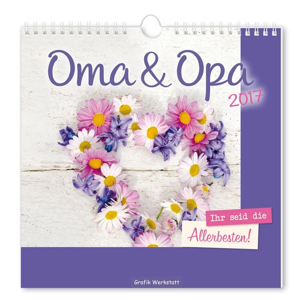 Oma & Opa 2017 - Coverbild