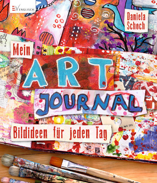 Mein Art Journal - Coverbild