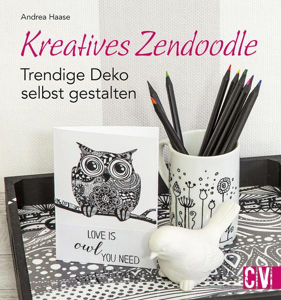 Kreatives Zendoodle - Coverbild