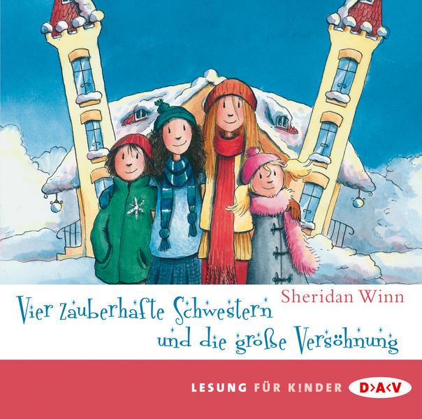 Vier zauberhafte Schwestern und die große Versöhnung (2 CDs) - Coverbild