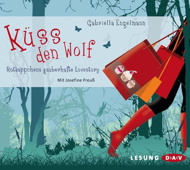 Küss den Wolf - Coverbild
