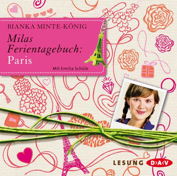 Milas Ferientagebuch: Paris - Coverbild
