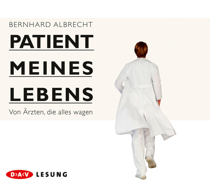 Patient meines Lebens - Coverbild