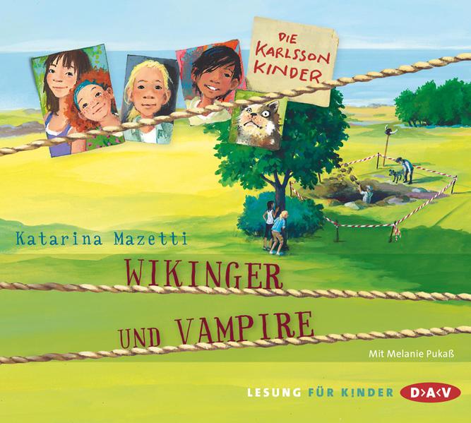 Die Karlsson-Kinder – Teil 3: Wikinger und Vampire von Katarina Mazetti PDF Download