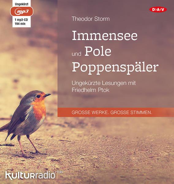 Immensee und Pole Poppenspäler - Coverbild